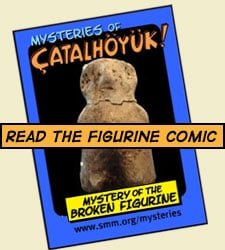 read the figurine comic