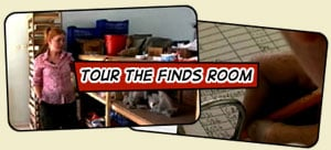 tour the finds room