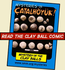 read the clay ball comic