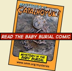 read the baby burial comic