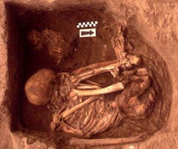 photo of burial 211