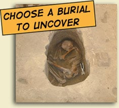 choose a burial to uncover