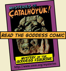 read the goddess comic